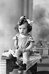 Polish film star Barbara Brylska in childhood. / Детское фото Барбары Брыльской. <br /> Личный архив Б.Брыльской