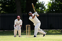 Barking CC (fielding) vs Redbridge CC, Essex County League Cricket at Mayesbrook Park on 25th May 2019