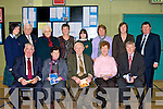ATTENDENCE: Attending the 50 years celebration of Causeway Comprehensive School on Saturday Front l-r: John Coolahan, Kathleen Browne (Board of Management), Bobby Buckley (former CEO), Hannah O'Sullivan(past pupil) and Barney O'Reilly (CEO). Back l-r: Donna O'Sullivan (Student), Teddy Healy (board of management), Sr Ailbe, Teresa Poole (St Marys), Erin Lonergan (pupil), Sr Rosolie, Margaret O'Connor (Teacher) and Dan Kiely (board of management)..........
