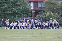 Scrimmage 8/17/18