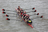 Crew: 22   Great Marlow School Boat Club   School first 8<br /> <br /> Schools' Head of the River 2018<br /> <br /> To purchase this photo, or to see pricing information for Prints and Downloads, click the blue 'Add to Cart' button at the top-right of the page.