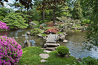 Japanese garden, Philadelphia, USA