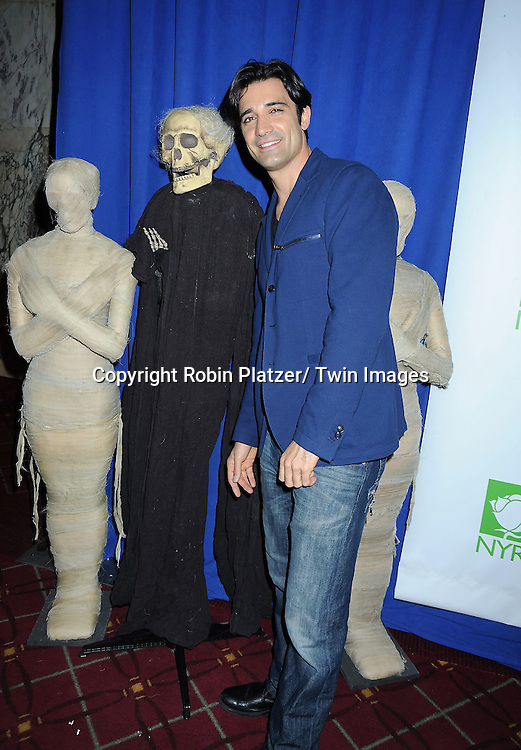 Gilles Marini attending the 15th Annual  Hulaween Benefit Gala at the Waldorf Astoria Hotel in New York City on October 29, 2010..The gala benefits Bette Midler's New York Restoration Project.