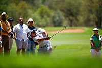 Gavin Green (MAL) during the 2nd round at the Nedbank Golf Challenge hosted by Gary Player,  Gary Player country Club, Sun City, Rustenburg, South Africa. 09/11/2018 <br /> Picture: Golffile | Tyrone Winfield<br /> <br /> <br /> All photo usage must carry mandatory copyright credit (&copy; Golffile | Tyrone Winfield)