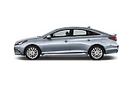 Car driver side profile view of a 2015 Hyundai Sonata 2.4 Auto Limited 4 Door Sedan