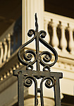 The Charleston Battery ironwork