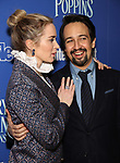 attends a screening of 'Mary Poppins Returns' hosted by The Cinema Society at SVA Theater on December 17, 2018 in New York City.