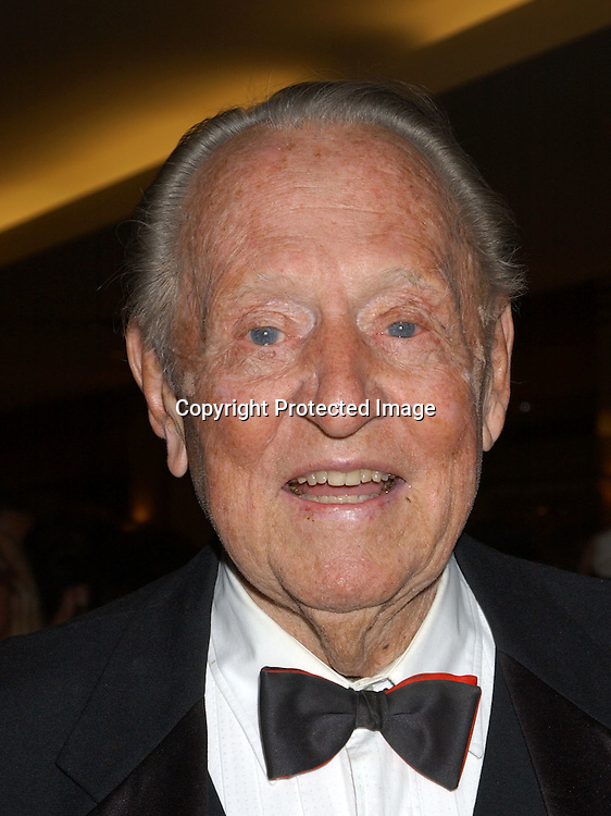 Art Linkletter                               ..arriving at the Emmy Awards dinner at the Sheraton in ..New York City on May 16,2003 ...Photo by Robin Platzer, Twin Images