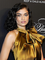 NEW YORK, NY - OCTOBER 19: Shanina Shaik attends Keep A Child Alive's Black Ball 2016 at Hammerstein Ballroom on October 19, 2016 in New York City. Photo by John Palmer/MediaPunch