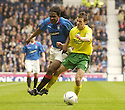 21/2/04          Copyright Pic : James Stewart.File Name : jspa06_gers_v_hibs.EMERSON AND ALAN REID CHALLENGE FOR THE BALL....James Stewart Photo Agency 19 Carronlea Drive, Falkirk. FK2 8DN      Vat Reg No. 607 6932 25.Office     : +44 (0)1324 570906     .Mobile  : +44 (0)7721 416997.Fax         :  +44 (0)1324 570906.E-mail  :  jim@jspa.co.uk.If you require further information then contact Jim Stewart on any of the numbers above.........