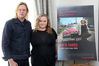 PHILADELPHIA, PA - AUGUST 4 :  Danielle Macdonald, star of the new film, Patti Cake$ and the film's writer and director, Geremy Jasper pictured at The Ritz Carlton Hotel in Philadelphia, Pa on August 4, 2017  <br /> CAP/MPI09<br /> &copy;STA/MPI/Capital Pictures