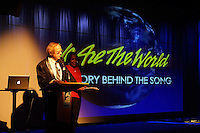 LOS ANGELES - JAN 28: Marcia Thomas, Ken Kragen at the 30th Anniversary of 'We Are The World' at The GRAMMY Museum on January 28, 2015 in Los Angeles, California