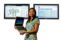 Photography of employees at  the offices Verian Technologies in Indian Land, South Carolina.