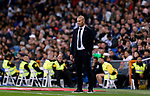 Real Madrid CF's Zinedine Zidane during La Liga match. Oct 30, 2019. (ALTERPHOTOS/Manu R.B.)