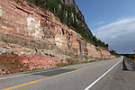ROADS AND COLOURFUL ROCKS