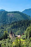 Austria, Styria, St. Gallen: Natur Hotel Castle Kassegg | Oesterreich, Steiermark, St. Gallen: Naturhotel Schloss Kassegg