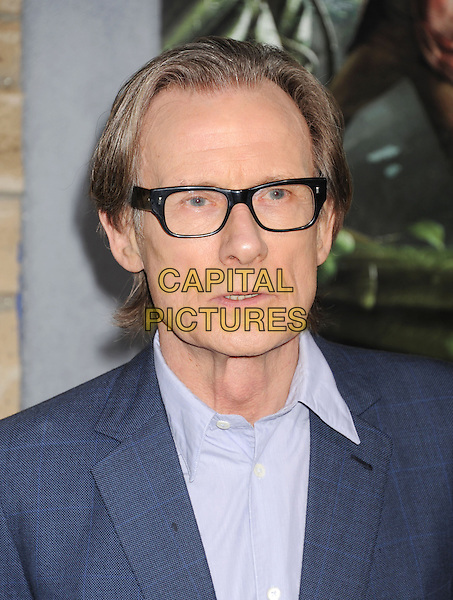 """Bill Nighy.""""Jack The Giant Slayer"""" Los Angeles Premiere held at Grauman's Chinese Theatre, Hollywood, California, USA..February 26th, 2013.headshot portrait blue shirt jacket glasses .CAP/ROT/TM.©Tony Michaels/Roth Stock/Capital Pictures"""