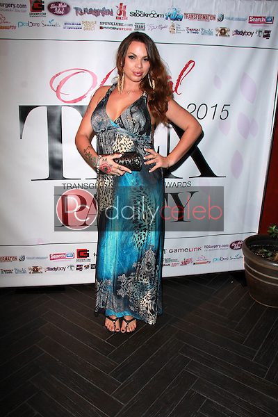 Sarah Von D<br /> at the 2015 Transgender Erotica Awards Official After Party, Bardot, Hollywood, CA 02-16-15<br /> David Edwards/DailyCeleb.Com 818-249-4998