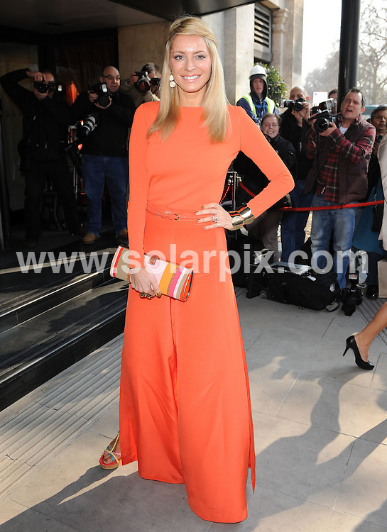 **ALL ROUND PICTURES FROM SOLARPIX.COM**                                             **WORLDWIDE SYNDICATION RIGHTS**                                                                                  Outside arrivals at the TRIC Awards 2011.  Held at Grosvenor House, Park Lane, London, on Tuesday March 08, 2011                                                                         This pic:    Tess Daly                                                                                      JOB REF:    12940    SSD       DATE:    08.03.11                                                        **MUST CREDIT SOLARPIX.COM OR DOUBLE FEE WILL BE CHARGED**                                                                      **MUST AGREE FEE BEFORE ONLINE USAGE**                               **CALL US ON: +34 952 811 768 or LOW RATE FROM UK 0844 617 7637**