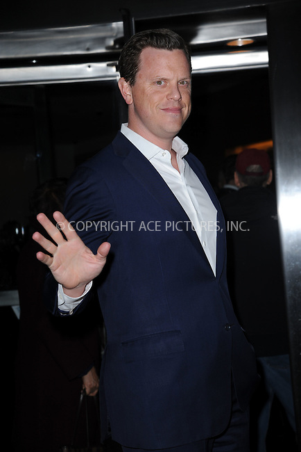 WWW.ACEPIXS.COM<br /> March 30, 2015 New York City<br /> <br /> Willie Geist attending Woman in Gold Screening at the MoMa on March 30, 2015 in New York City. <br /> <br /> By Line: Kristin Callahan/ACE Pictures<br /> ACE Pictures, Inc.<br /> tel: 646 769 0430<br /> Email: info@acepixs.com<br /> www.acepixs.com