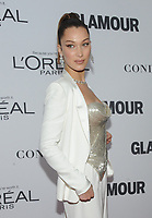 BROOKLYN, NY - NOVEMBER 13: Bella Hadid  at Glamour's 2017 Women Of The Year Awards at the Kings Theater in Brooklyn, New York City on November 13, 2017. Credit: John Palmer/MediaPunch
