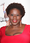 Capathia Jenkins.attending the 'NEWSIES' Opening Night after Party at the Nederlander Theatre in New York on 3/29/2012