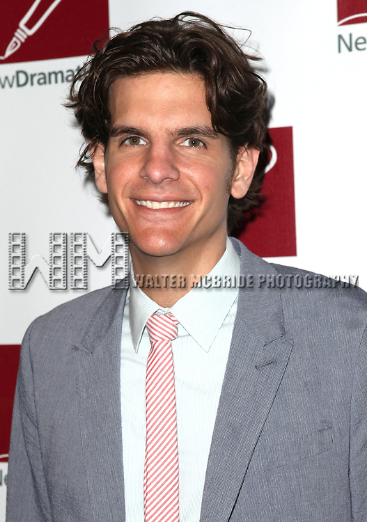 Alex Timbers.attending the New Dramatists 63rd Annual Spring Luncheon to Honor Bernadette Peters at the Marriott Marquis Hotel in New York City on 5/24/2012 © Walter McBride/WM Photography .