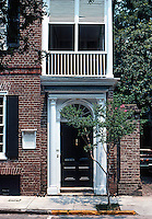 Charleston:  Charleston House--early 19th century.  Photo '78.