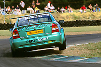 #27 Phil Bennett (GBR). Egg Sport. Vauxhall Astra Coupé.