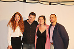 "Cast of The F with  As The World Turns' Trent Dawson who wrote ""The F"" held a Benefit for the film on June 22, 2018 at the Freeman Studio, New York City, New York. (Photo by Sue Coflin/Max Photo)"