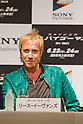 "June 13, 2012, Tokyo, Japan - Actor Rhys Ifans attends the press conference for the film ""The Amazing Spider-Man."" The movie will be released in Japanese theaters on June 30, 2012. (Photo by Christopher Jue/Nippon News)"