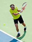 Jeremy Chardy of France at the Western & Southern Open in Mason, OH on August 17, 2012.
