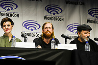 Austin Amelio at Wondercon in Anaheim Ca. March 31, 2019