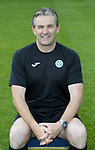 St Johnstone FC Season 2017-18 Photocall<br />Manny Fowler Kit Manager<br />Picture by Graeme Hart.<br />Copyright Perthshire Picture Agency<br />Tel: 01738 623350  Mobile: 07990 594431