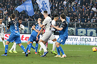 Keita Balde of Internazionale scores his side first goal during the Serie A 2018/2019 football match between Empoli and Internazionale at stadio Castellani, Empoli, December, 29, 2018 <br /> Foto Andrea Staccioli / Insidefoto