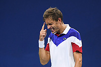 Nicolas MAhut (Fra)<br /> Flushing Meadows 29/08/2017<br /> Tennis US Open 2017 <br /> Foto Couvercelle/Panoramic/Insidefoto