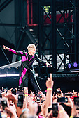 Jun 25, 2019: PINK - Anfield Stadium Liverpool UK