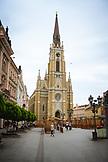 SERBIA, Novi Sad, Novi Sad Cathedral, Eastern Europe