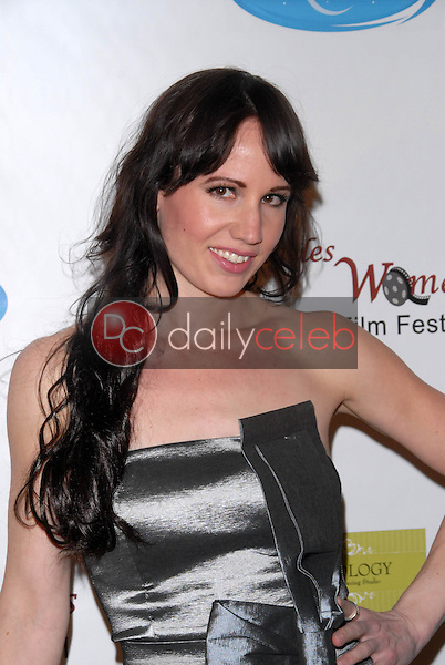 """Emma Zerner<br /> at the 6th Annual Los Angeles Women's Int'l Film Festival Opening Night Benefit Screening of """"Serious Moonlight,"""" The Libertine, West Hollywood, CA. 03-26-10<br /> David Edwards/DailyCeleb.com 818-249-4998"""