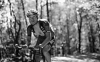 Rick Zabel (DEU/BMC) (very much the spitting image of his father here) up the Monte Ologno (1168m)<br /> <br /> Giro d'Italia 2015<br /> stage 18: Melide (SUI) - Verbania (170km)