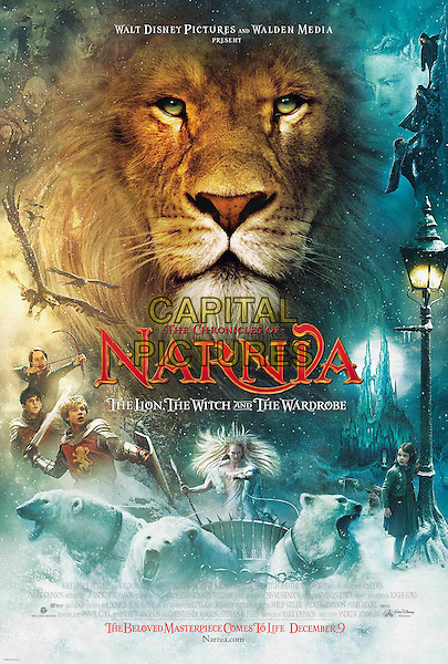 POSTER ART.in The Chronicles of Narnia: The Lion, The Witch & The Wardrobe.*Editorial Use Only*.www.capitalpictures.com.sales@capitalpictures.com.Supplied by Capital Pictures.