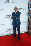 "Rickey Minor arrives at the Clive Davis: ""The Soundtrack Of Our Lives"" world premiere for the Opening Night of the 2017 TriBeCa Film Festival on April 19, 2017 at Radio City Music Hall."