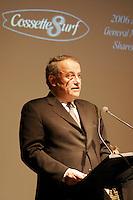 Francois Duffar, Vice President du Conseil et Prsident du Groupe Cossette<br /> Assemblee Annuelle <br /> Montreal, feb 2 , 2006