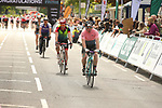 2019-05-12 VeloBirmingham 130 SB Finish