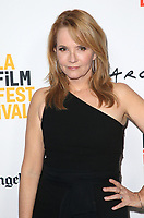 "16 June 2017 - Santa Monica, California - Lea Thompson. 2017 Los Angeles Film Festival - Premiere Of ""The Year Of Spectacular Men"". Photo Credit: F. Sadou/AdMedia"
