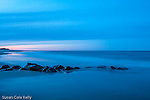 Blue hour at the Parker River NWR, Newburyport, Massachusetts, USA