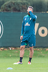16.10.2018, Trainingsgelaende am Weserstadion, Bremen, GER, 1.FBL, Training SV Werder Bremen<br /> <br /> im Bild<br /> Martin Harnik (Werder Bremen #09) beim individuellen Training,  <br /> <br /> Foto &copy; nordphoto / Ewert