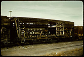 Old Stock car #5728.<br /> D&amp;RGW  Alamosa, CO