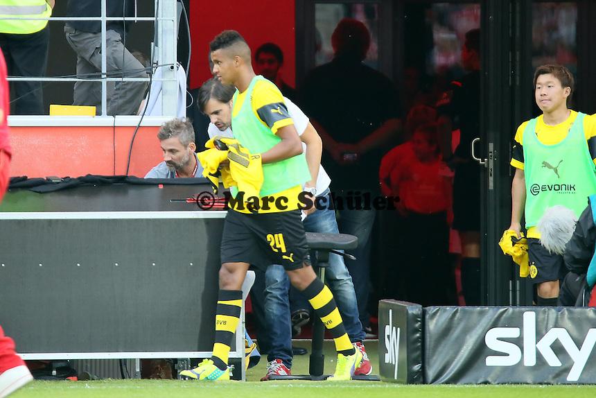 Marian Sarr (BVB) - 1. FSV Mainz 05 vs. Borussia Dortmund, Coface Arena