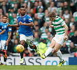 Alfredo Morelos and James Forrest
